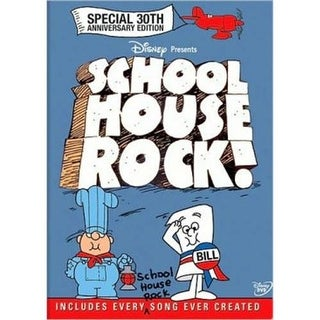 DIS D23048D Schoolhouse Rock - Special 30th Anniversary Edition