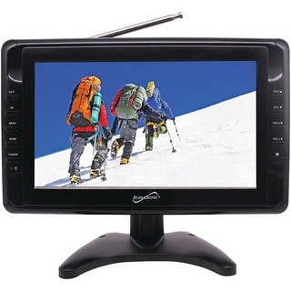 "Supersonic SC-2810 10"" Portable LCD TV"