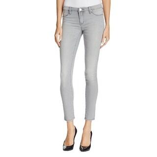 Blank NYC Womens Skinny Jeans Denim Mid-Rise