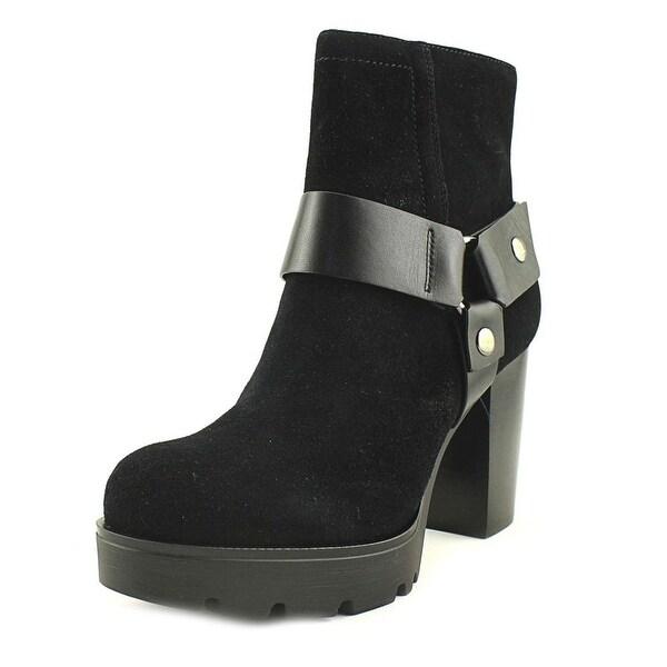 Karl Lagerfeld Fanetta Black Boots