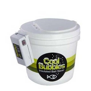 Marine Metal Cool Bubbles Insulated w/Air Pump