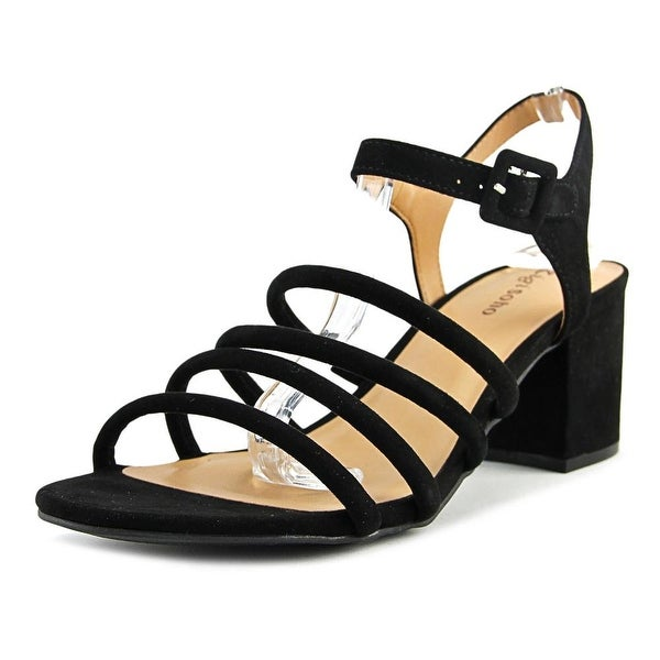 Zigi Soho Gladys Women Black Sandals