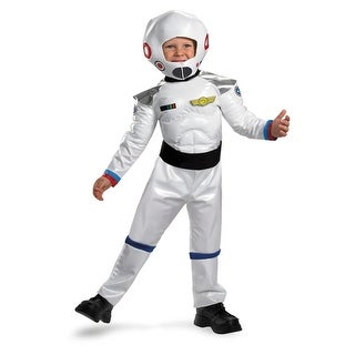 Kids Astronaut Toddler Space Halloween Costume