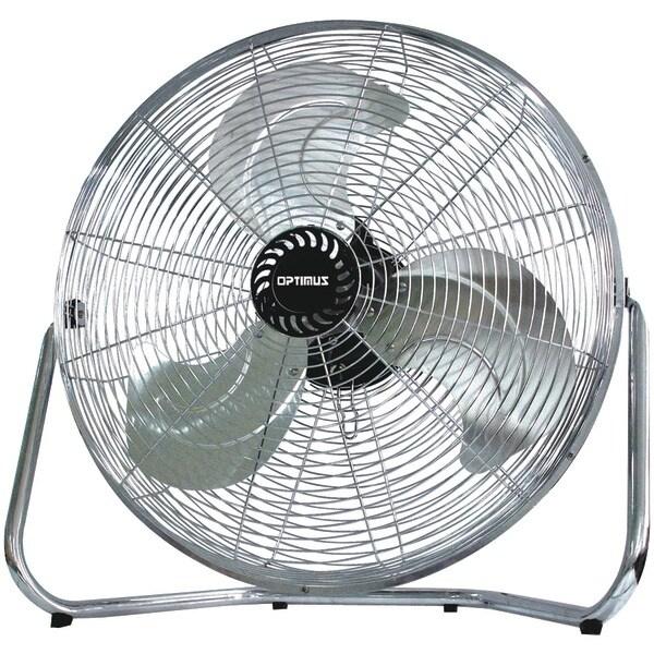 "OPTIMUS F-4092 High-Velocity Fan (9"")"