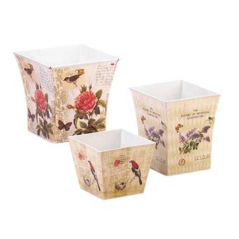 Flower Pot (Set of 3)