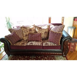Shop Furniture Of America Franchesca Traditional Style