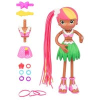 "Betty Spaghetty 7"" Bendy Doll: Tropical Zoey - multi"