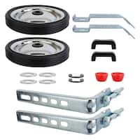 Sunlite Training Wheel 12-20In Stl/Whl - TL917CPH