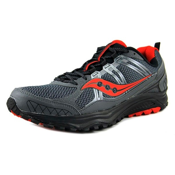 Saucony Grid Excursion TR10 Gry/Blk/Red Running Shoes