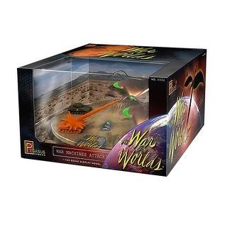 """War of the Worlds"" War Machines Attack Diorama, Pre-Built - multi"