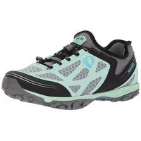 Pearl Izumi Womens W X-Alp journey Low Top Lace Up Walking Shoes - 5.5