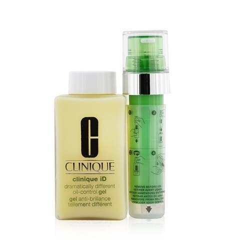 Clinique Clinique Id Dramatically Different Oil-Control Gel & Active Cartridge Concentrate For Irritation 125Ml/4 2Oz