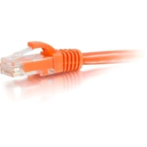 C2g - C2g 6Ft Cat5e Snagless Unshielded (Utp) Network Patch Cable - Orange