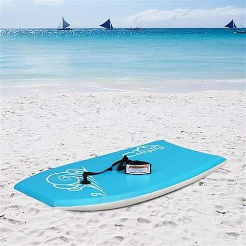Outdoor Water Kid/Youth Surfboard Stand-Up Paddle Blue