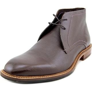 Ted Baker Torsdi 4 Men Round Toe Leather Brown Chukka Boot