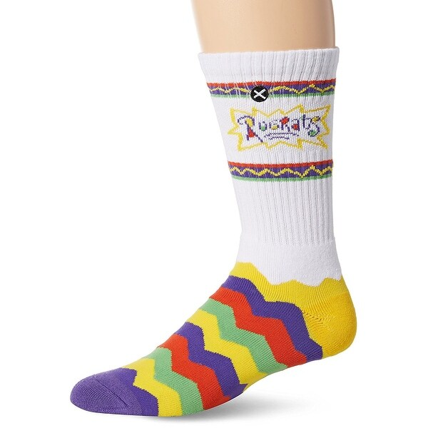 Rugrats Retro Knit Socks, 6-13