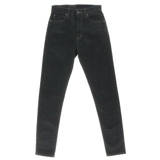 Denim & Supply Ralph Lauren Womens Skinny Jeans Dark Wash High-Rise