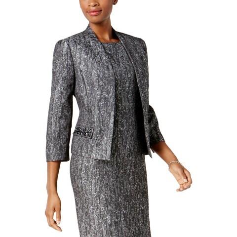Kasper Womens Jacket Suit Separate Business