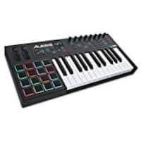 Alesis VI25 Advanced 25 Key USB And Midi Keyboard Controller