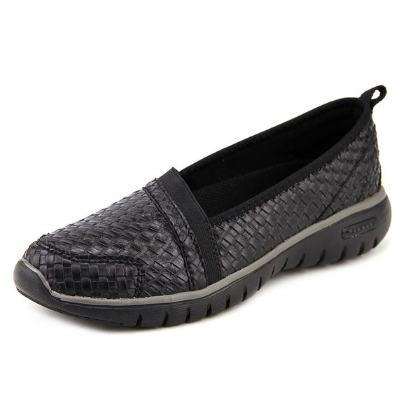 Propet Travellite Slip-On Woven Women 2A Round Toe Synthetic Loafer