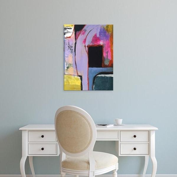 Easy Art Prints Jodi Fuchs's 'Walking Through III' Premium Canvas Art