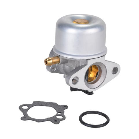 AGPtek Carburetor Replacement for Briggs & Stratton 799871 790845 799866 796707 794304 (Engine Motor Lawn Mower part) - A