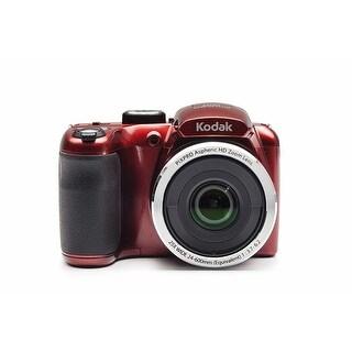 Kodak PIXPRO AZ252 Astro Zoom 16MP Digital Camera (Red)