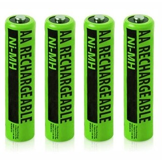 Replacement Battery for Olympus AA (4 Pack)