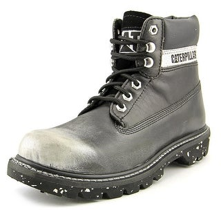 "Caterpillar 6"" Colorado Round Toe Leather Work Boot"