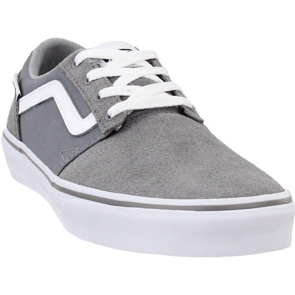Grey Vans Boys' Shoes | Find Great
