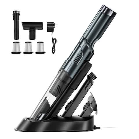HOMMAK Cordless Brushless Motor Handheld Vacuum