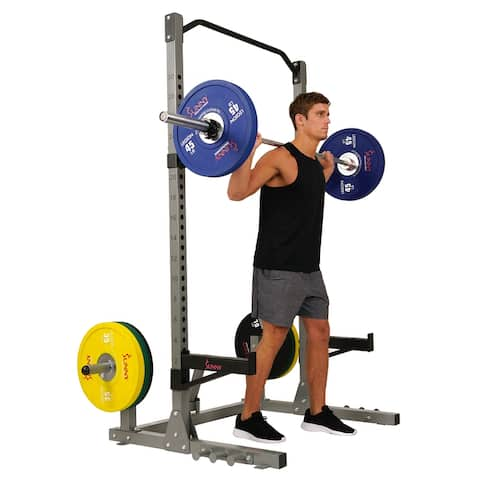 Sunny Health Fitness Power Squat Rack