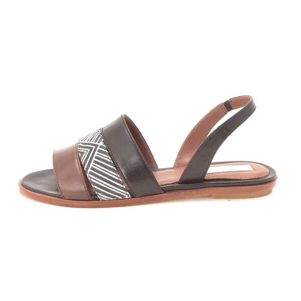 Cole Haan Womens Arabelasam Open Toe Casual Slingback Sandals - 6