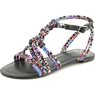 Fergie FLOAT Open Toe Synthetic Sandals