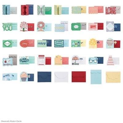 Cricut Cartridge Classically Modern Cards