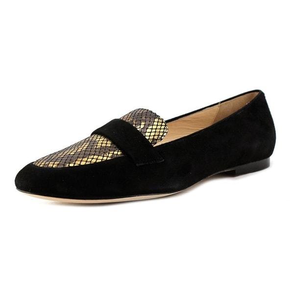 Cole Haan Dakota Loafer Women Black/Gold Snk Loafers