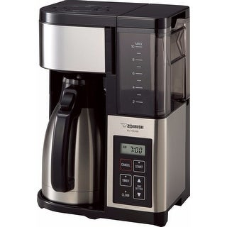 Zojirushi EC-YSC100-XB Fresh Brew Plus Thermal Carafe Coffee Maker
