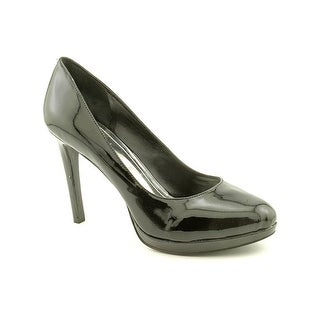 BCBGeneration Tinas   Round Toe Patent Leather  Heels
