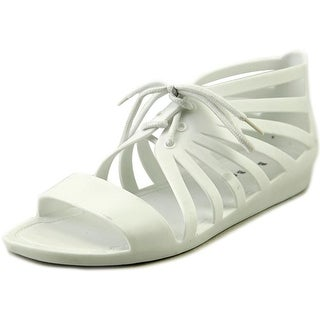 Bamboo Karbrina-01 Women Open Toe Synthetic Gladiator Sandal
