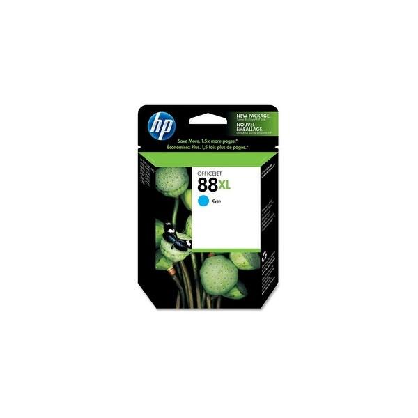 HP 88XL High Yield Cyan Original Ink Cartridge (C9391AN) (Single Pack)