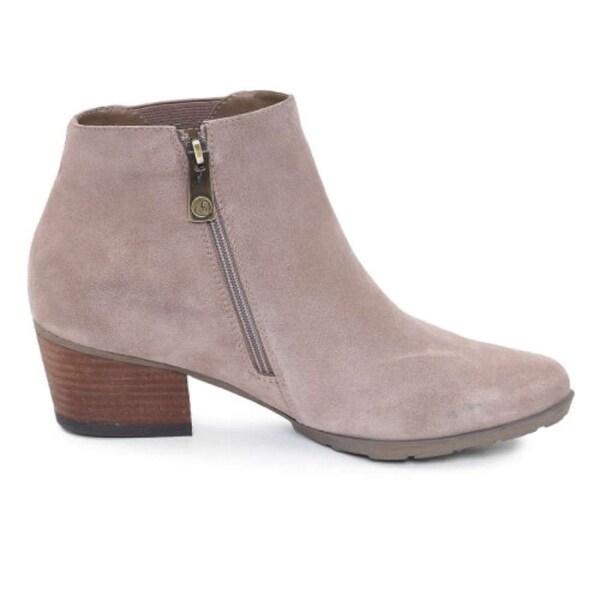 Blondo Womens ibiza Almond Toe Ankle Fashion Boots