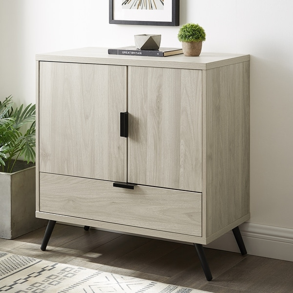 Carson Carrington 2-Door, 1-Drawer Cabinet. Opens flyout.