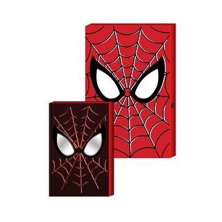Spider-Man LED Hero Face Box Art