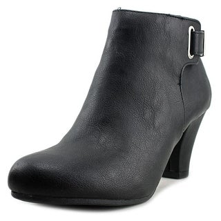 Fergalicious Mallory Women  Round Toe Synthetic Black Ankle Boot