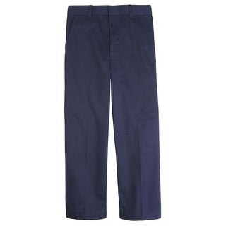 French Toast Girls 7-20 Flat Front All Season Pant