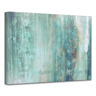 Link to Strick & Bolton 'Abstract Spa' Gallery-wrapped Canvas Similar Items in Canvas Art