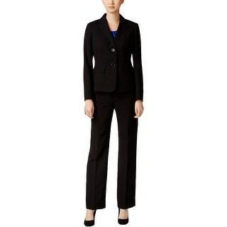 Le Suit Womens Pant Suit 3PC Office Wear