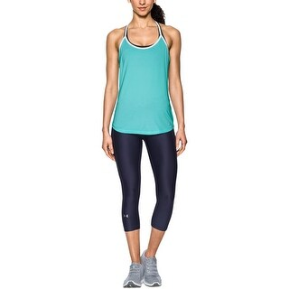 Under Armour Womens Tank Top Fitted Fitness