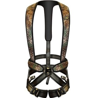 Hunter Safety System Camo Ultralite Flex Harness L/XL
