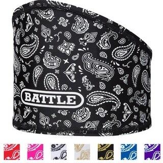 Battle Sports Science Moisture Wicking Bandana Skull Wrap - One size